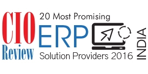 20 Most Promising ERP Solution Providers 2016