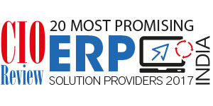 20 Most Promising ERP Solution Providers - 2017