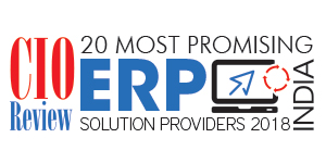 20 Most Promising ERP Solution Providers - 2018