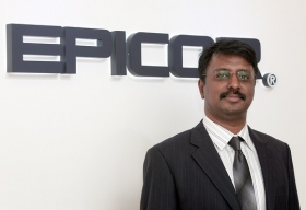 Responses by Anish Kanaran, Channel Director, Middle East, Africa & India, Epicor Software Corp.