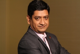 Sayed Peerzade, Group CIO, Reliance Big Entertainment & Reliance Entertainment - Digital