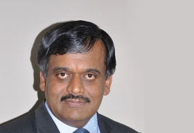 Swaminathan , VP-IT, Bosch Engineering and Business Solutions